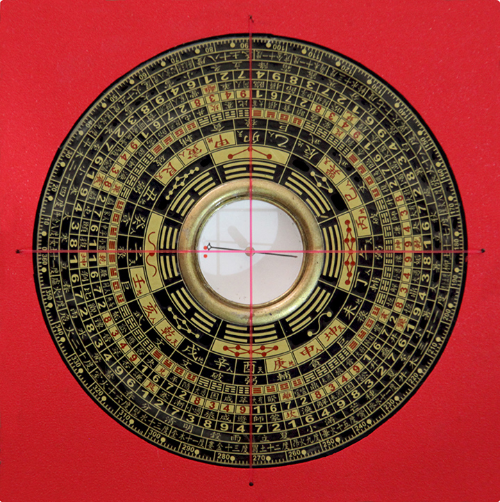 Tonting 34003 Sanyuan Feng-shui Compass